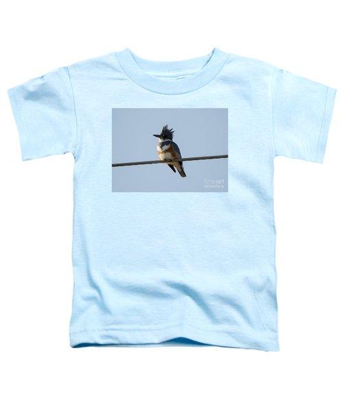 Kingfisher Profile Toddler T-Shirt