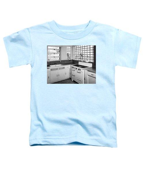 Kitchen In A Modern Home Toddler T-Shirt