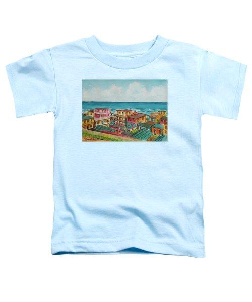 La Perla San Juan Pr Toddler T-Shirt