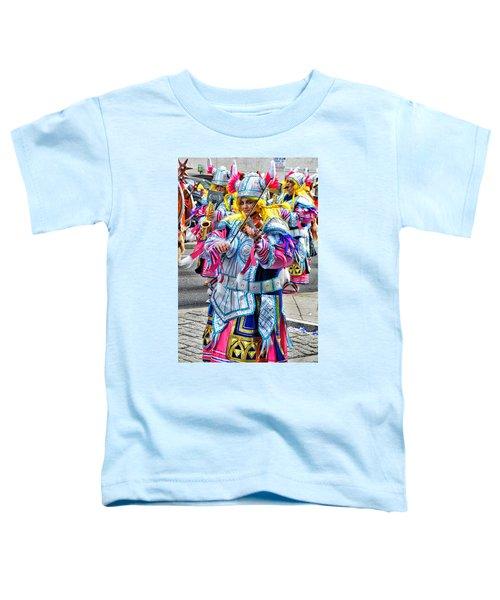 Lady Viking Mummer Toddler T-Shirt