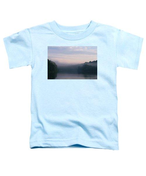 Lake Mohegan Toddler T-Shirt