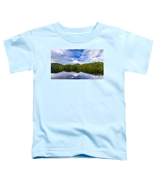 Unicoi Lake Toddler T-Shirt
