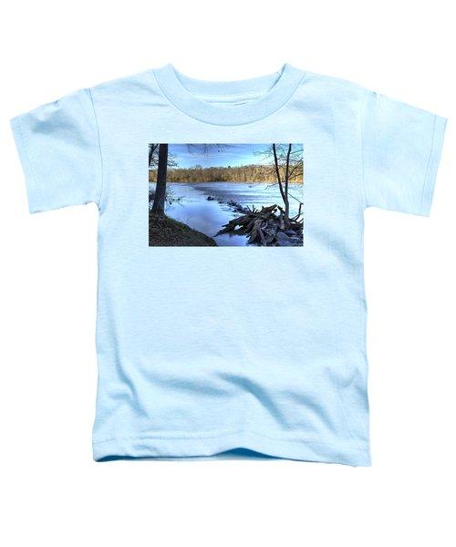 Landsford Canal-1 Toddler T-Shirt