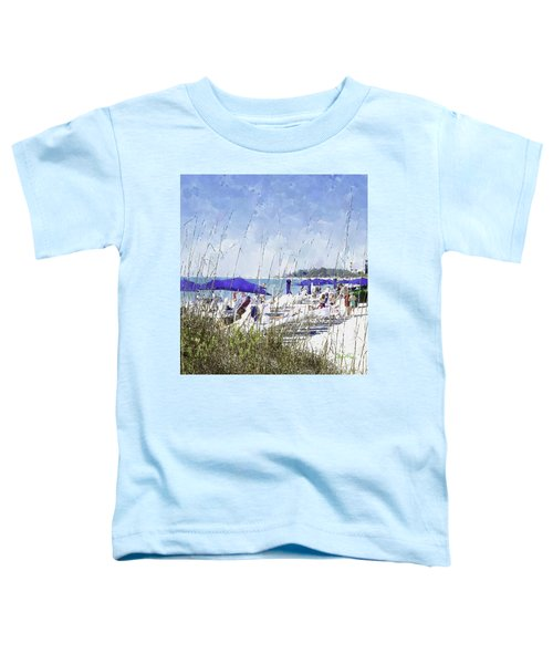 Late Winter Early Spring When Everybody Goes To Florida Toddler T-Shirt