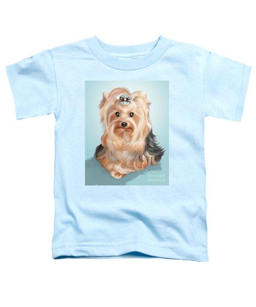 Leetl Luloo Zazu  Toddler T-Shirt