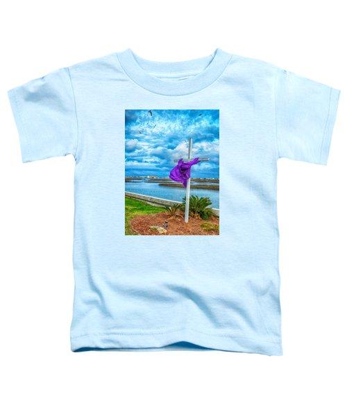 Lentin Cross Toddler T-Shirt