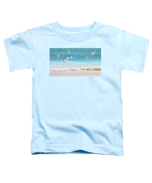 Like Birds In The Air Toddler T-Shirt