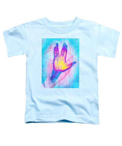 Live Long And Prosper 20150302v1 Toddler T-Shirt