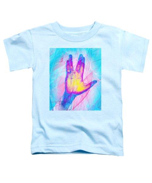 Live Long And Prosper 20150302v1 Toddler T-Shirt