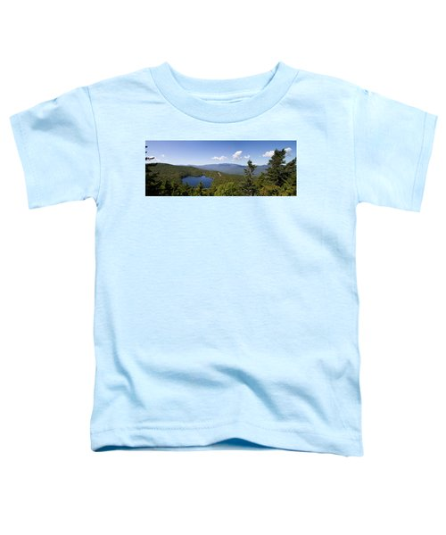 Loon Mountain Toddler T-Shirt