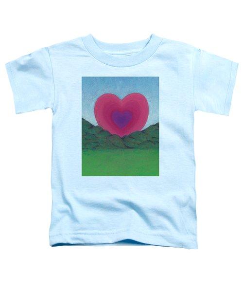 Love Rising Toddler T-Shirt