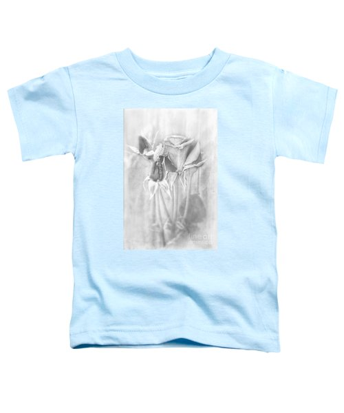 Loveliness Toddler T-Shirt by Peggy Hughes