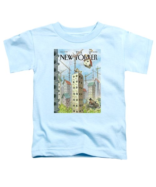 Luxury Coops Toddler T-Shirt