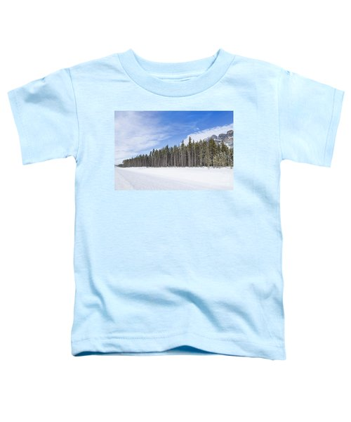 Magnetic North Toddler T-Shirt