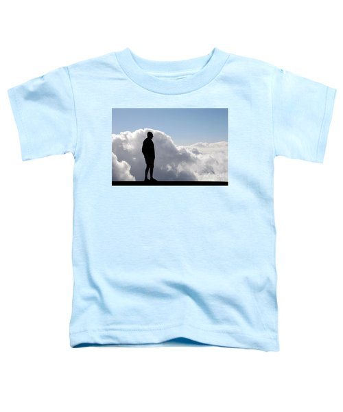 Man In The Clouds Toddler T-Shirt
