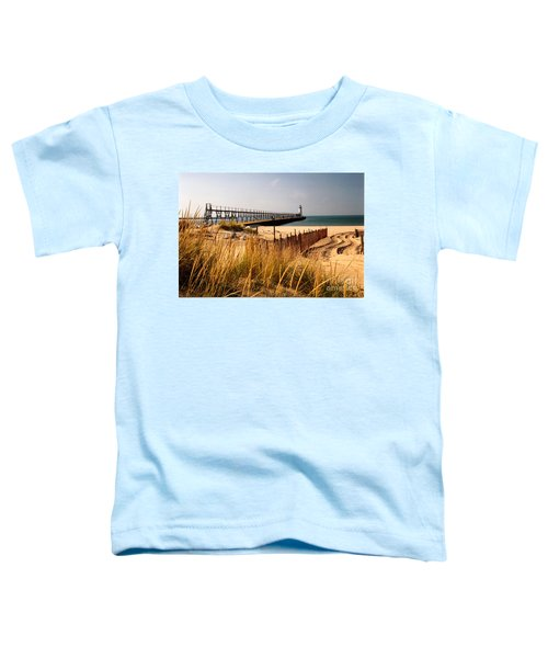 Manistee Lighthouse Toddler T-Shirt
