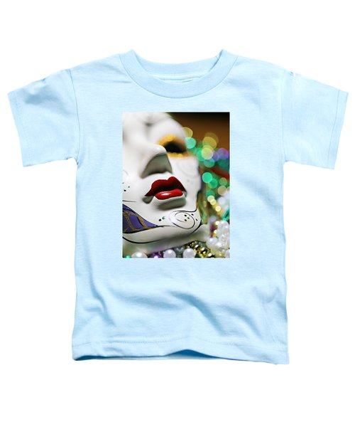 Mardi Gras II Toddler T-Shirt