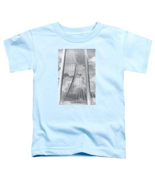 Margaret Hunt Hill Bridge Toddler T-Shirt