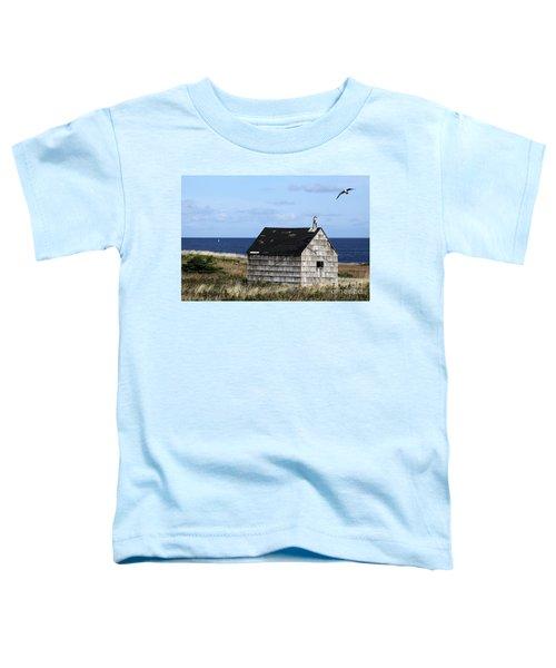Maritime Cottage Toddler T-Shirt