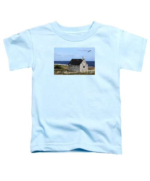 Maritime Cottage Toddler T-Shirt