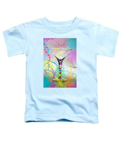 Martini Toddler T-Shirt