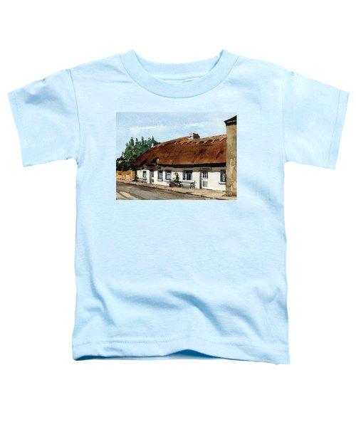 F 709 Mcdonaghs Pub  Oranmore Galway Toddler T-Shirt