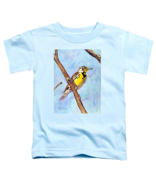 Meadowlark Sunrise Toddler T-Shirt