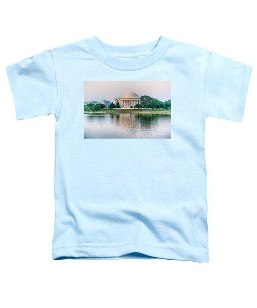 Memorial Sunset Toddler T-Shirt