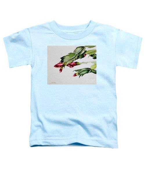 Merry Christmas Cactus 2013 Toddler T-Shirt