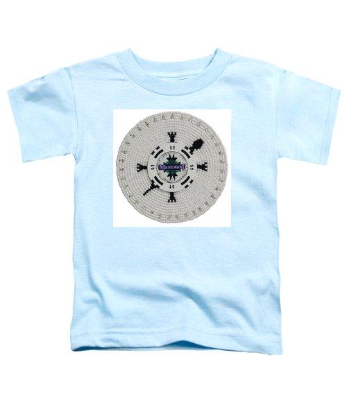 Meskwaki White Toddler T-Shirt