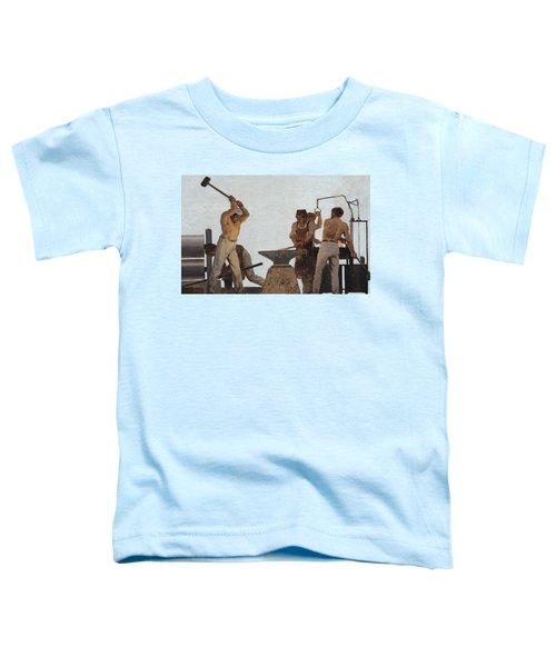 Metallurgy Toddler T-Shirt