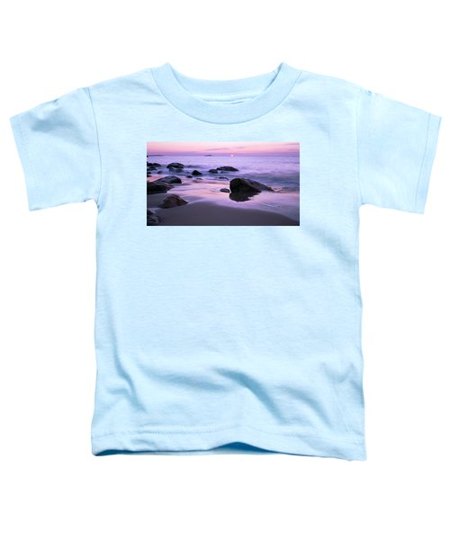 Millennium Sunrise Singing Beach Toddler T-Shirt