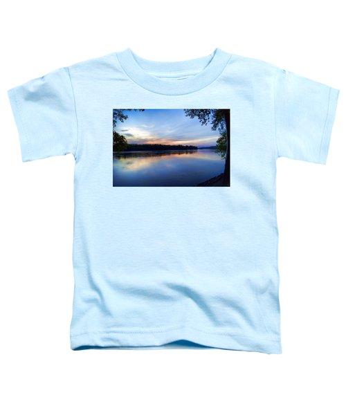 Missouri River Blues Toddler T-Shirt
