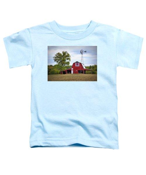 Missouri Star Quilt Barn Toddler T-Shirt