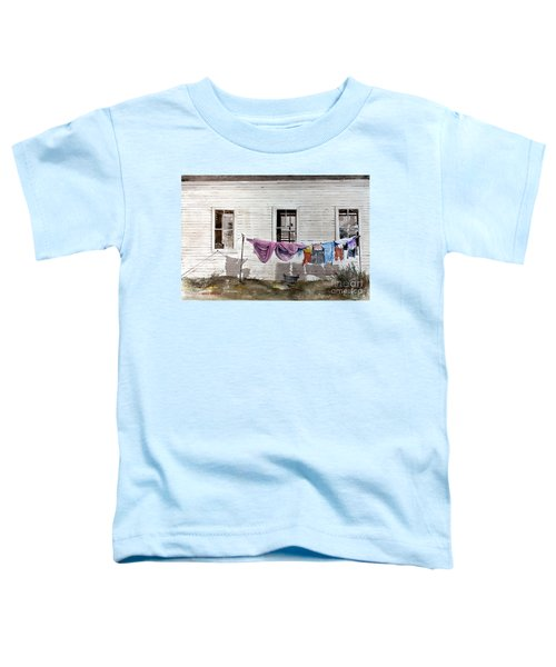 Monday Toddler T-Shirt