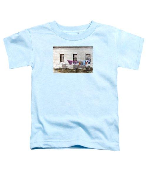 Monday Toddler T-Shirt