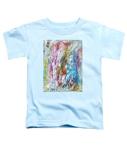 Monet's Garden Toddler T-Shirt