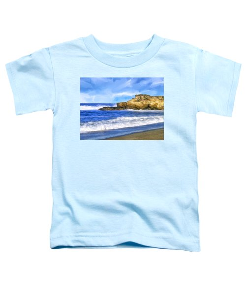 Morning At Spooners Cove Toddler T-Shirt