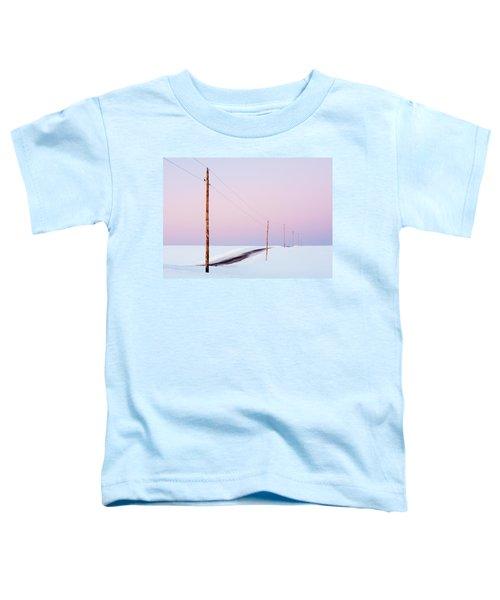 Morning Road Toddler T-Shirt