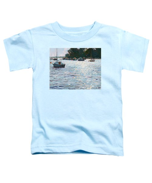 Morning Tide Toddler T-Shirt