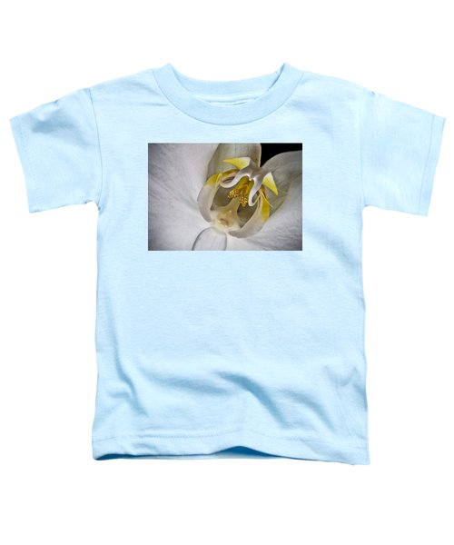 Moth Orchid Inverted Toddler T-Shirt