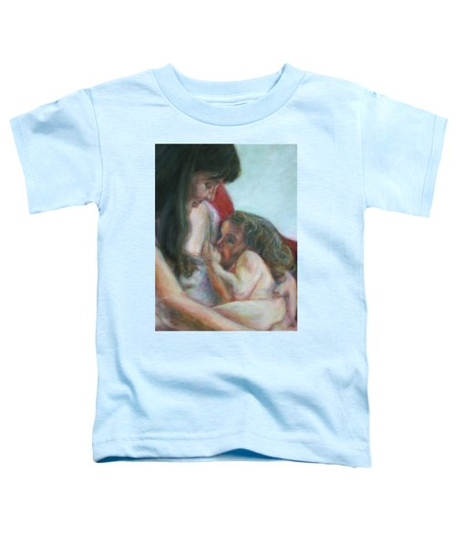 Mother And Child - Detail Toddler T-Shirt