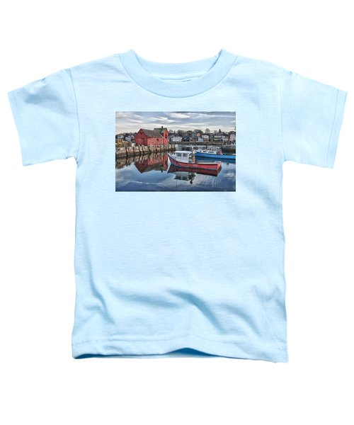 Motif 1 Sky Reflections Toddler T-Shirt