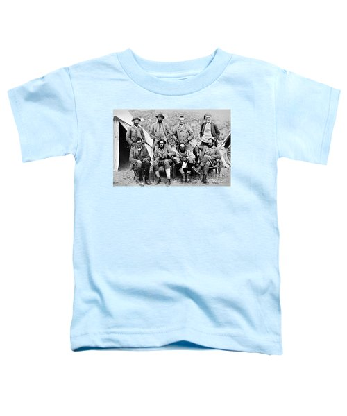 Mount Everest Expedition Toddler T-Shirt