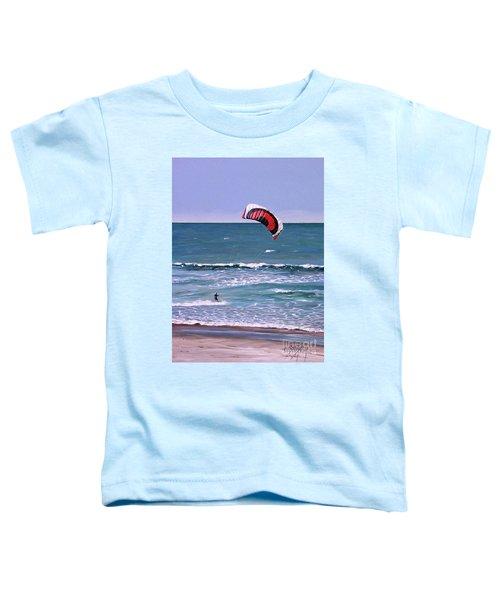 Mount Maunganui 160308 Toddler T-Shirt