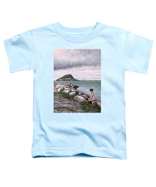 Mt Maunganui 140408 Toddler T-Shirt
