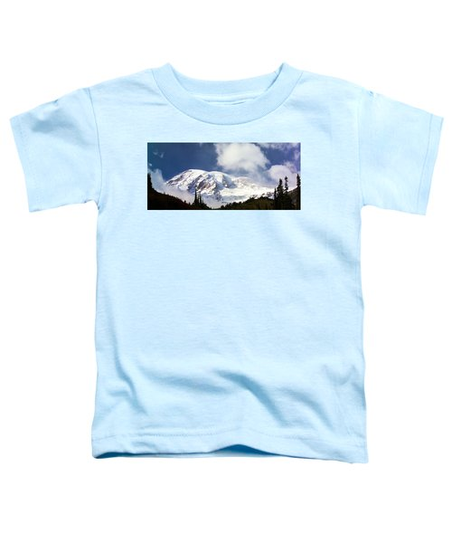 Mt Rainier II Toddler T-Shirt