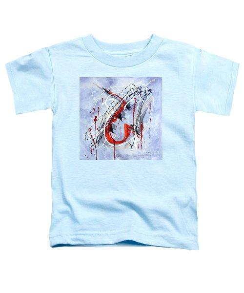 Musical Abstract 005 Toddler T-Shirt