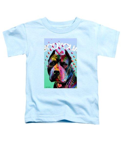 My Bodyguard Toddler T-Shirt