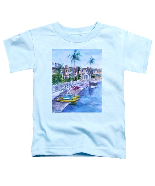 Naples Fun Toddler T-Shirt